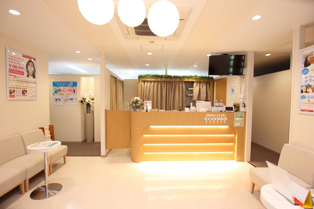 大阪府 大阪市 北区 ホワイトエッセンス梅田新道矯正歯科 歯磨きではとれない汚れを落とすから、歯周病予防にも